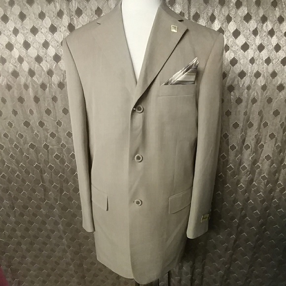 d7317fd5 Stacy Adams Suits & Blazers | Suit Jacket | Poshmark